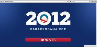obama donate button