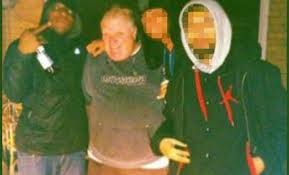 Mayor Ford with guys