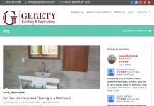 Gerety Building & Restoration blog