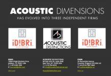 acoustic dimensions/idibri